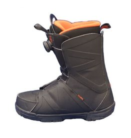 SALOMON Snowboardschoenen SALOMON Faction Zw/Oranje