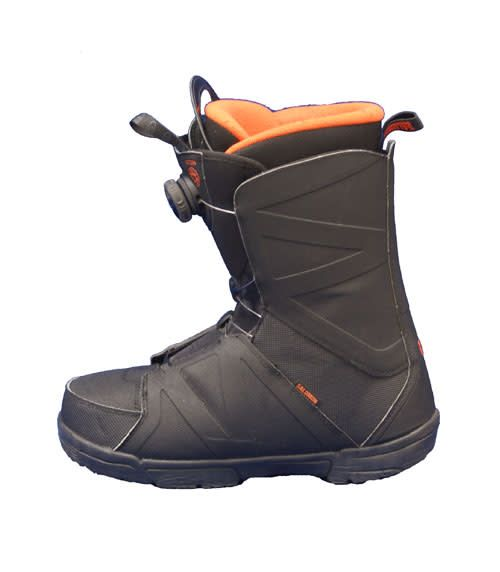Snowboardschoenen SALOMON Faction Zw/Oranje
