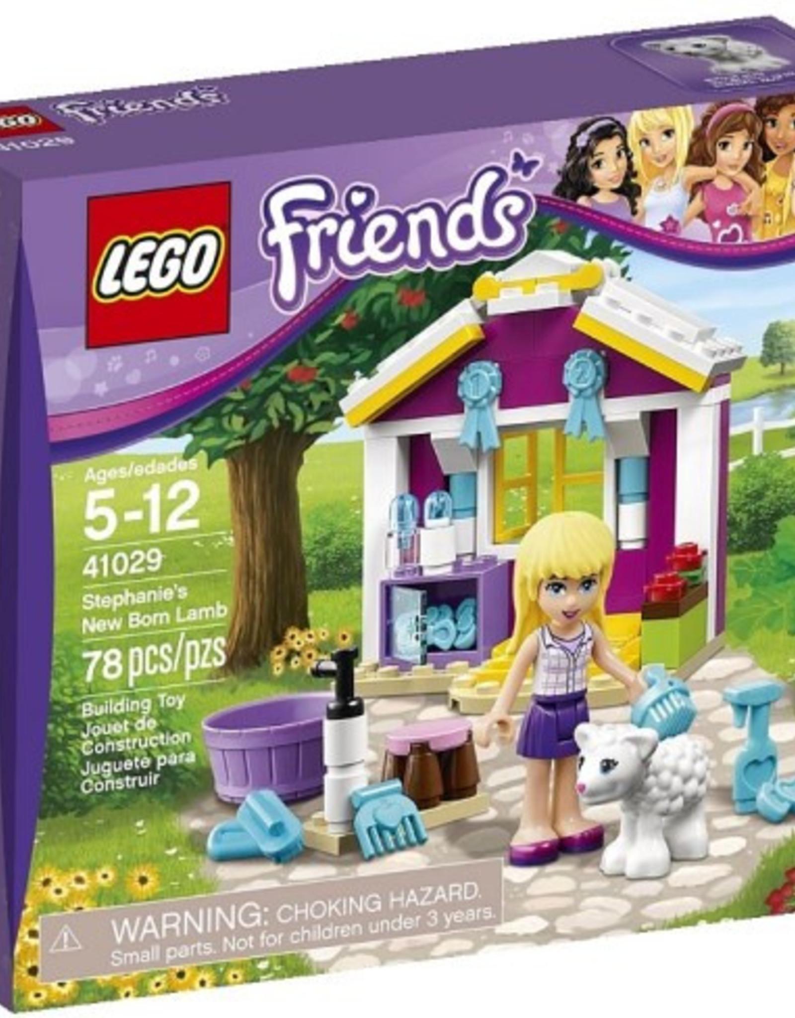 LEGO LEGO 41029 Stephanie's nieuw geboren lam FRIENDS