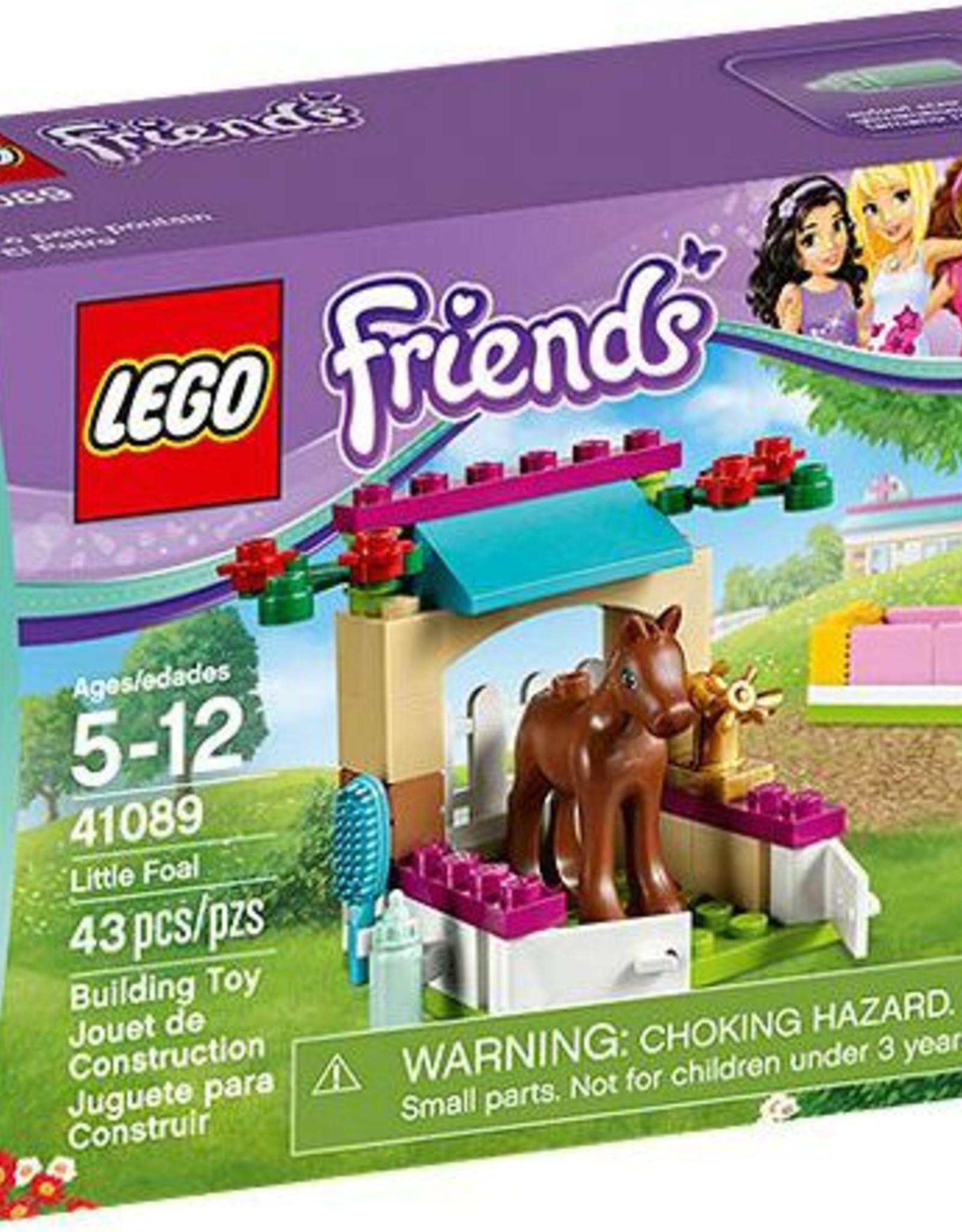 LEGO LEGO 41089 Little Foal FRIENDS