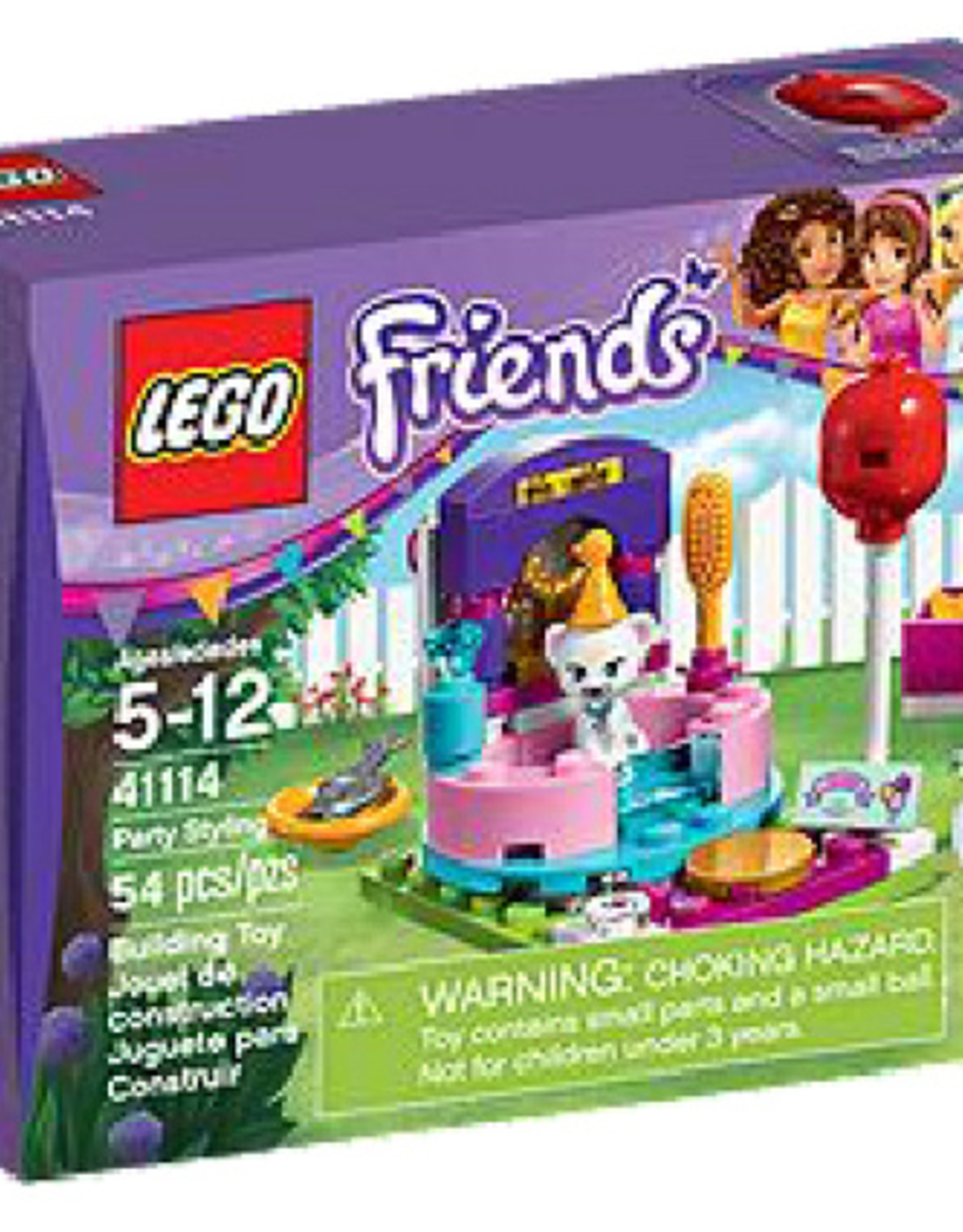 LEGO LEGO 41114 Party Styling FRIENDS