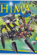 LEGO LEGO 70130 Sparratus Spider Stalker CHIMA