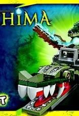LEGO LEGO 70126 Crocodile Legend Beast CHIMA