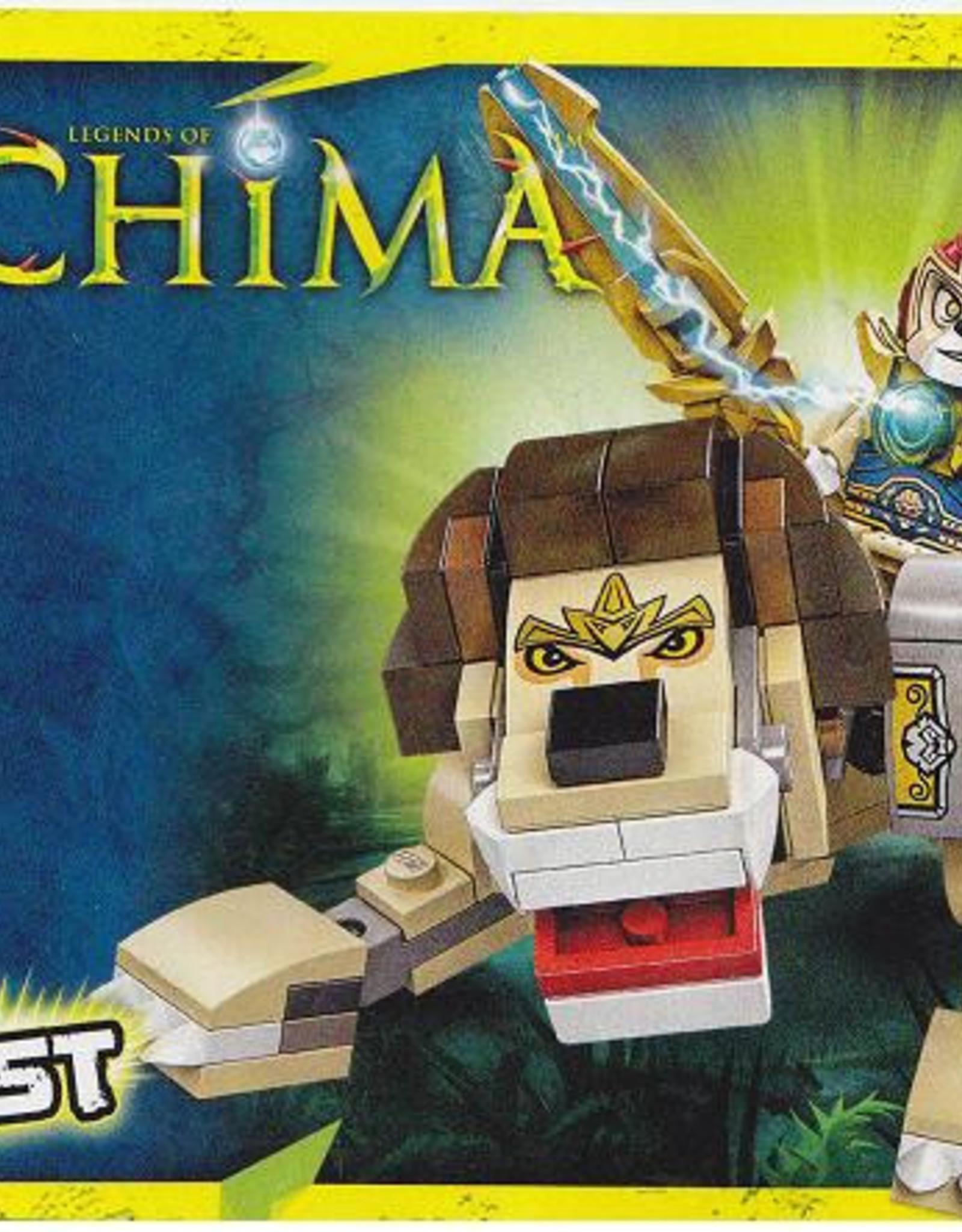 LEGO LEGO 70123 Leeuw Legende Beest CHIMA