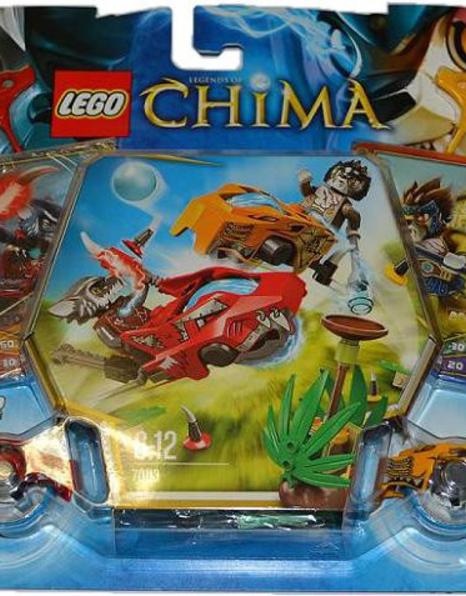 LEGO LEGO 70113 CHI battles CHIMA