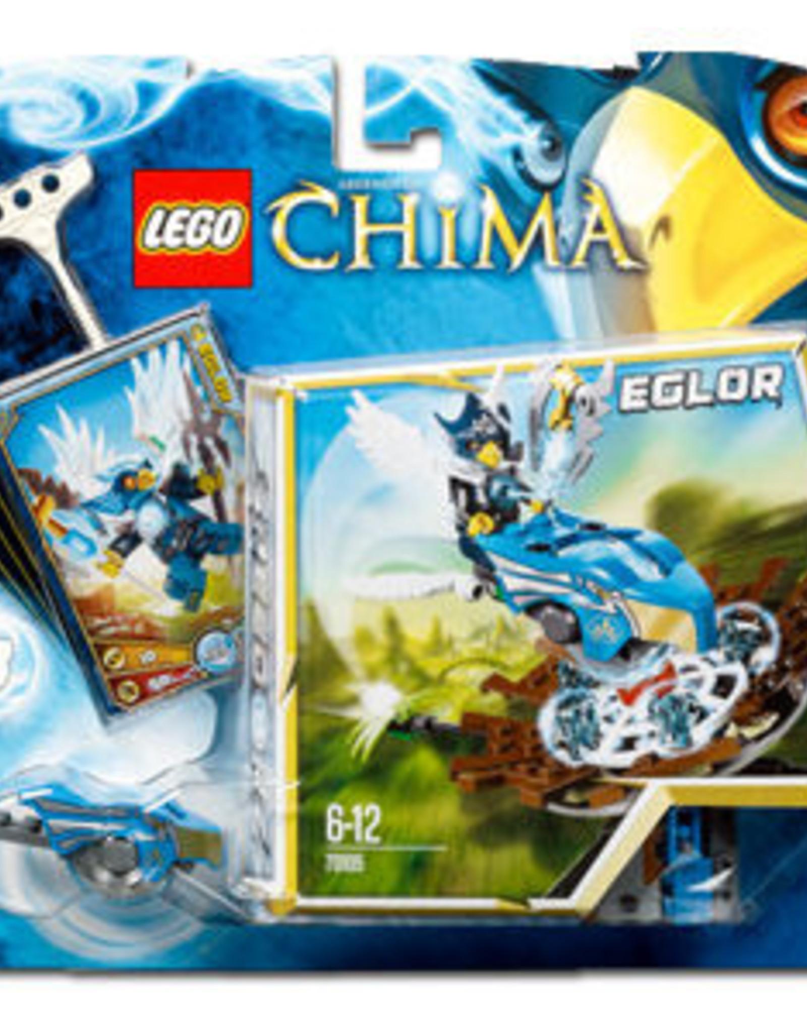 LEGO LEGO 70105 Nest Jump CHIMA