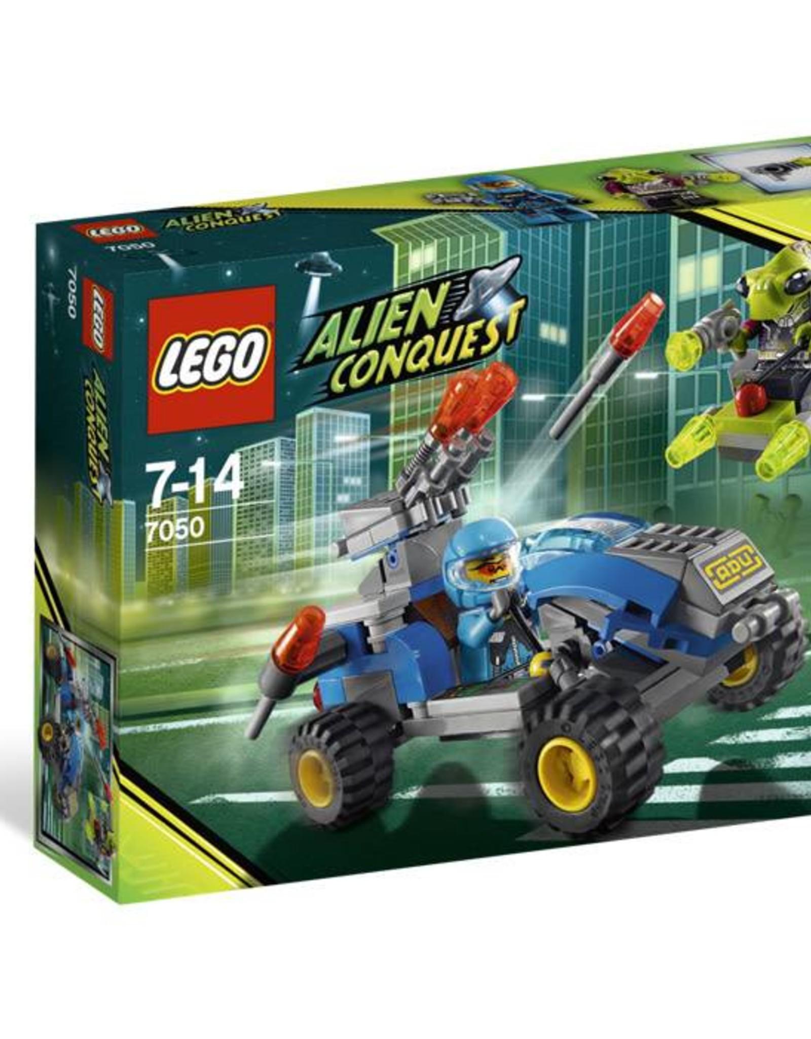 LEGO LEGO 7050 Alien Defender ALIEN CONQUEST