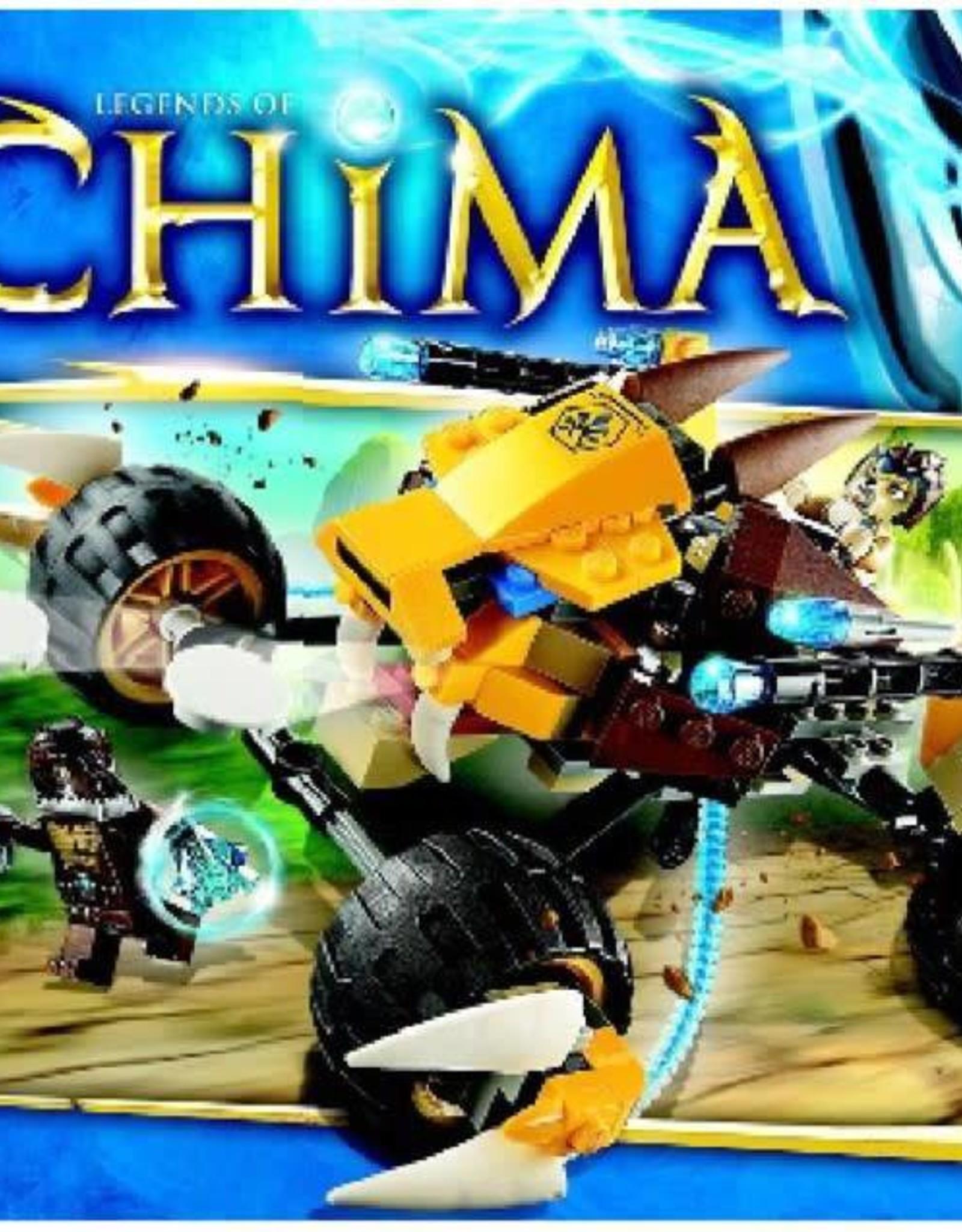 LEGO LEGO 70002 Lennox's Lion Attack CHIMA