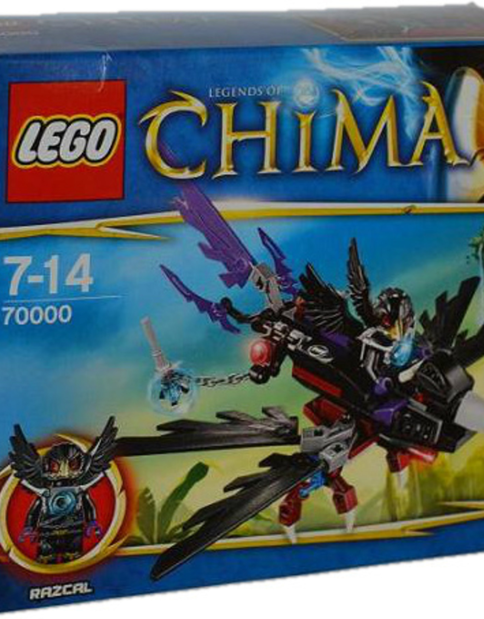 LEGO LEGO 70000 Razcal's Glider CHIMA