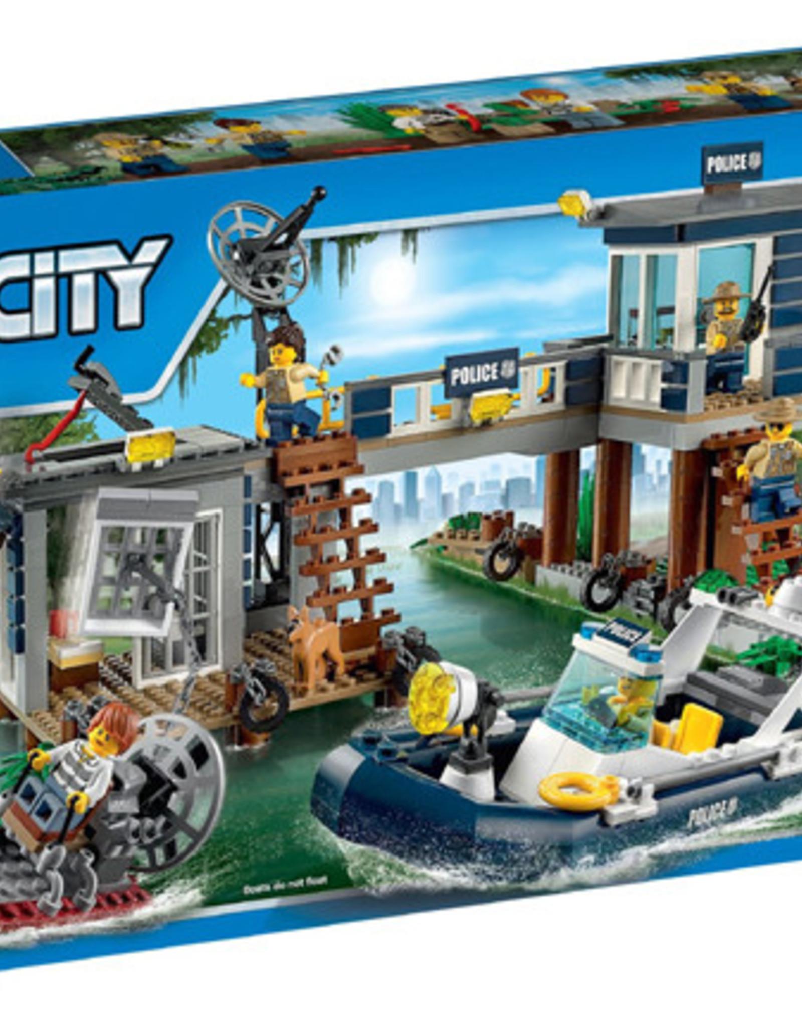 LEGO LEGO 60069 Moeraspolitie hoofdbureau CITY