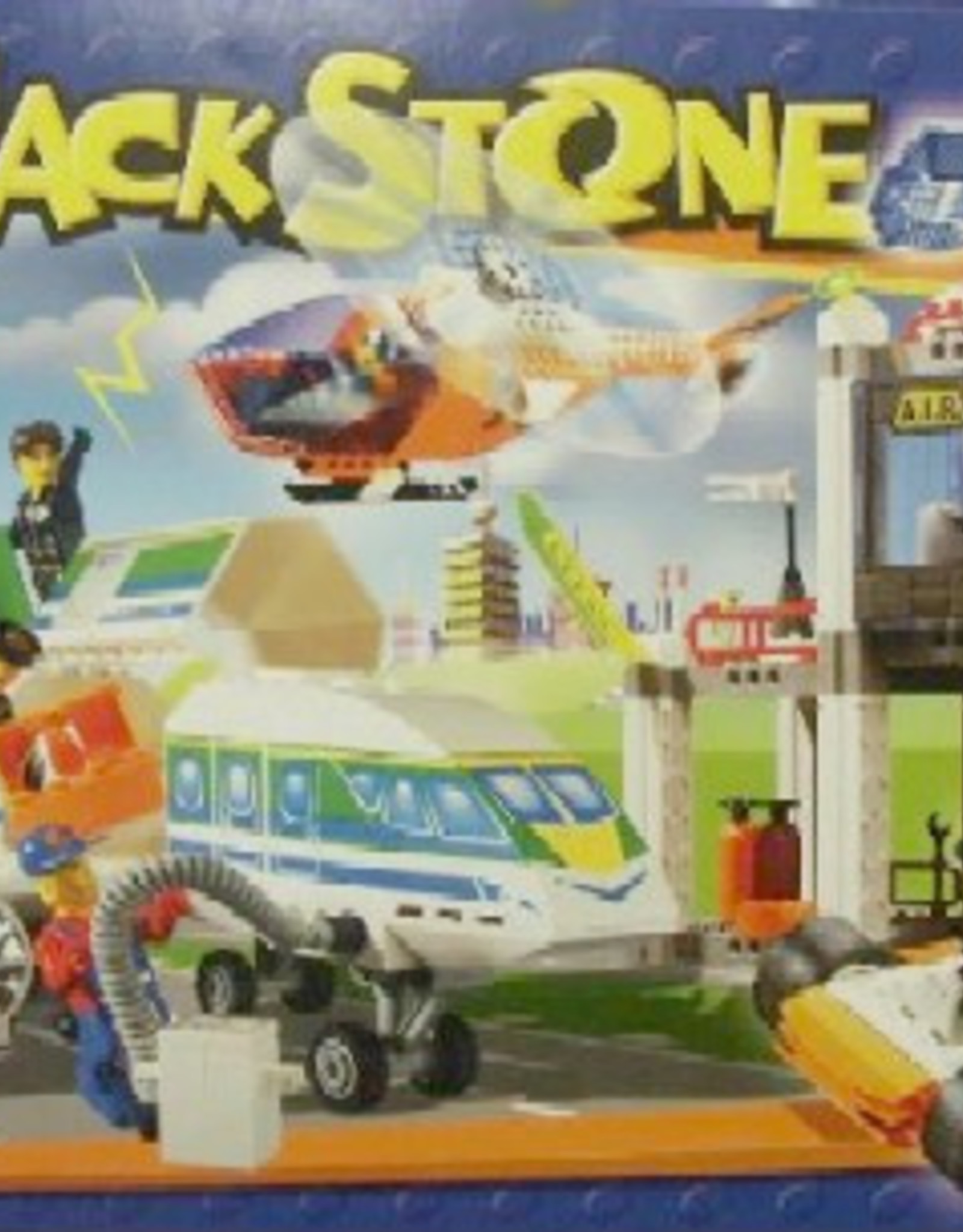LEGO LEGO 4620 A.I.R. Operation HQ JACK STONE