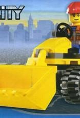 LEGO LEGO 7246 Graafmachine geel CITY
