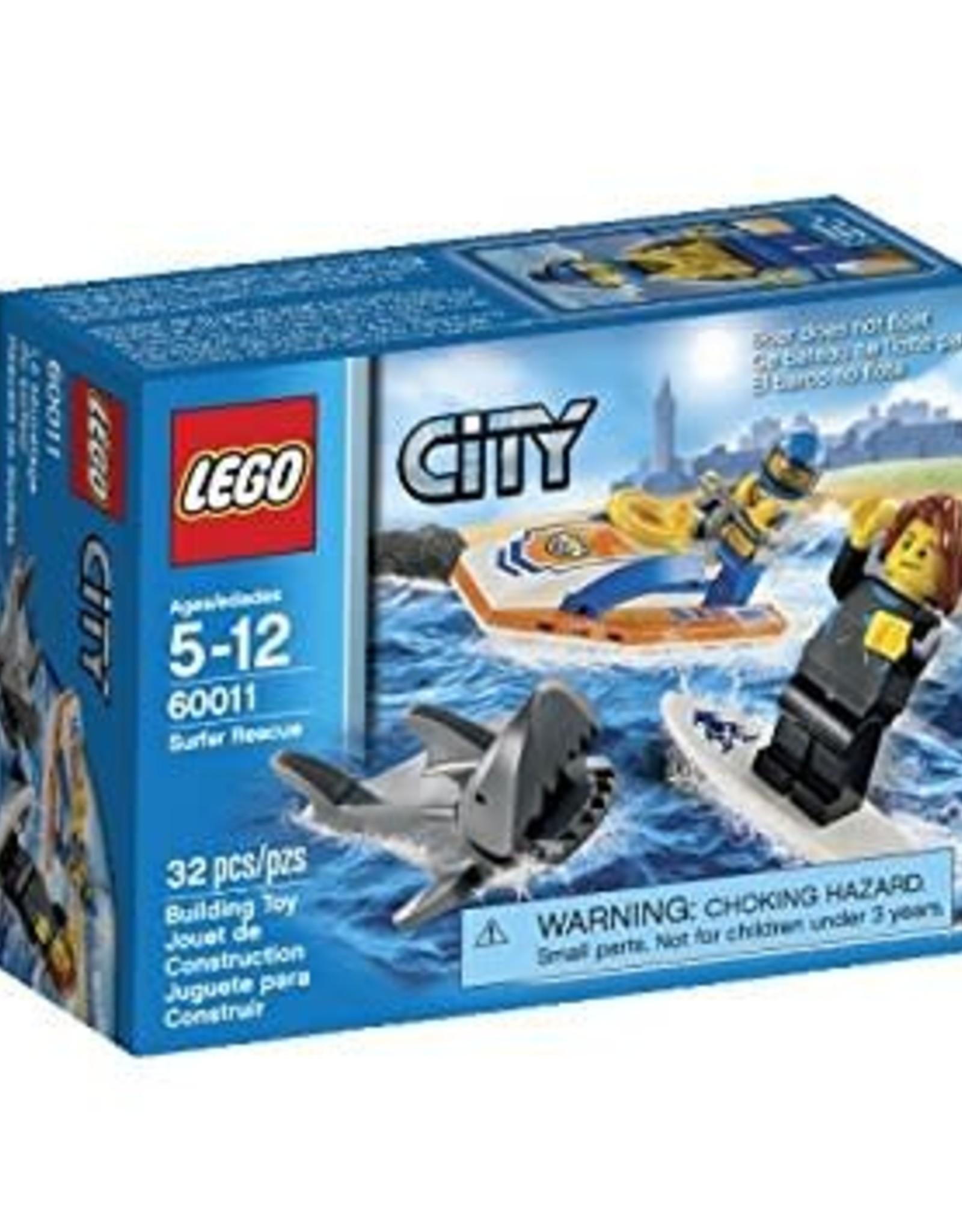LEGO LEGO 60011 Surfer Rescue CITY