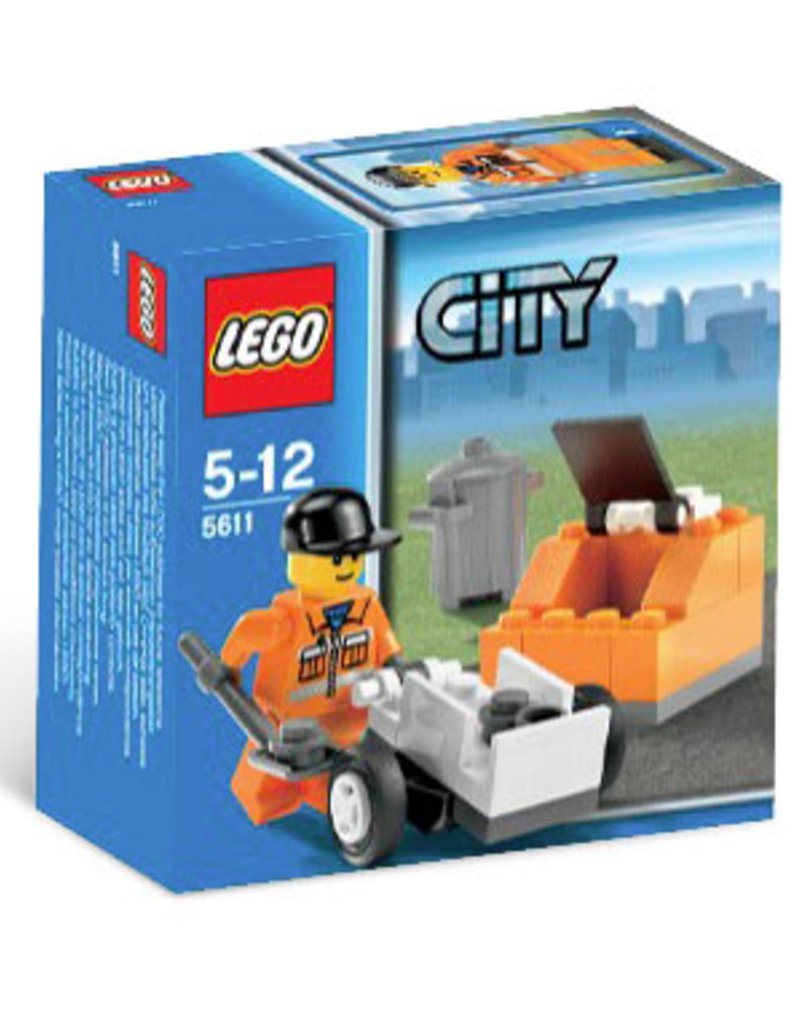 LEGO LEGO 5611 Opruimdienst CITY