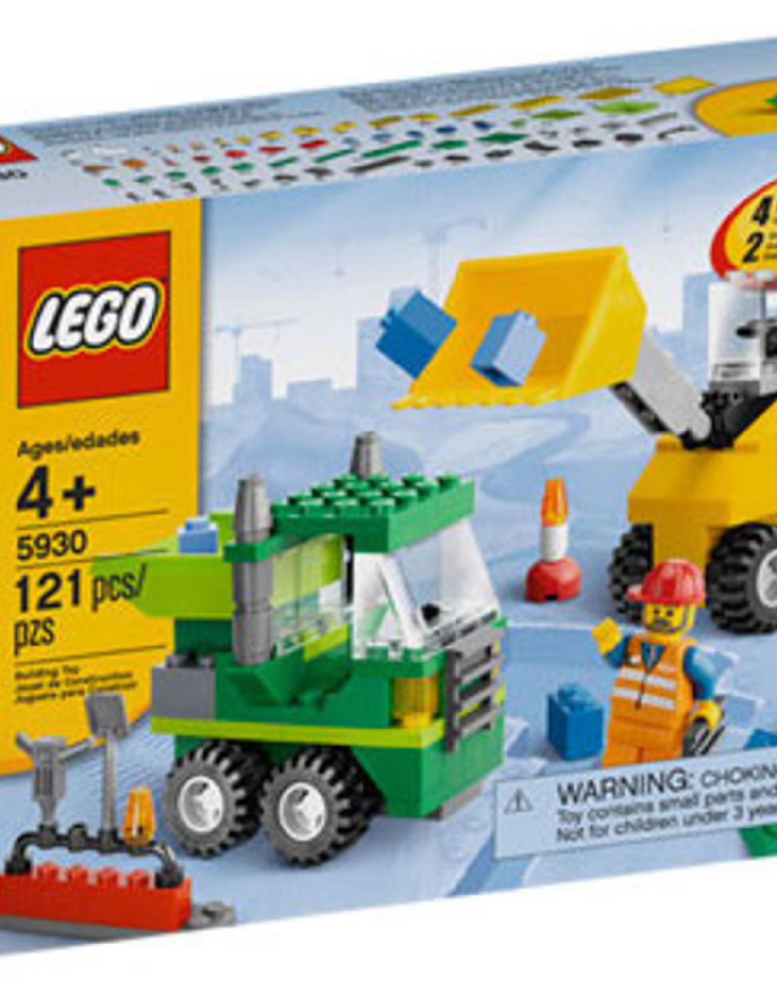 LEGO LEGO 5930 Construction Building Site CREATOR