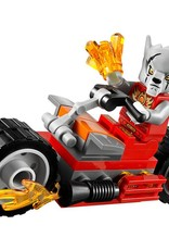 LEGO LEGO 30265 Worriz Fire Bike CHIMA