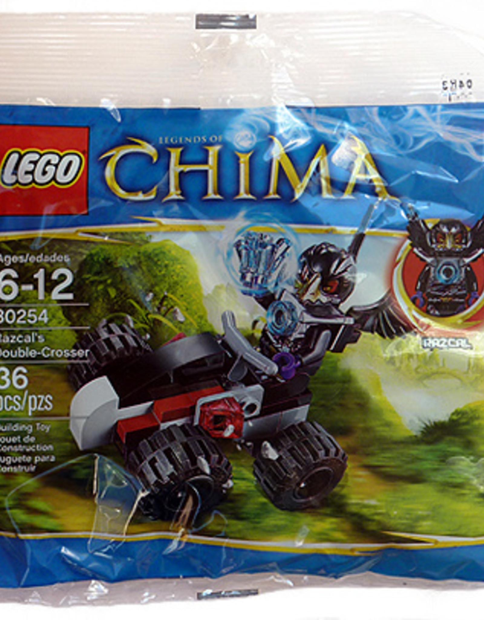 LEGO LEGO 30254 Razcal's Double Crosser CHIMA
