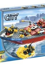 LEGO LEGO 7906 Brandweerboot groot CITY