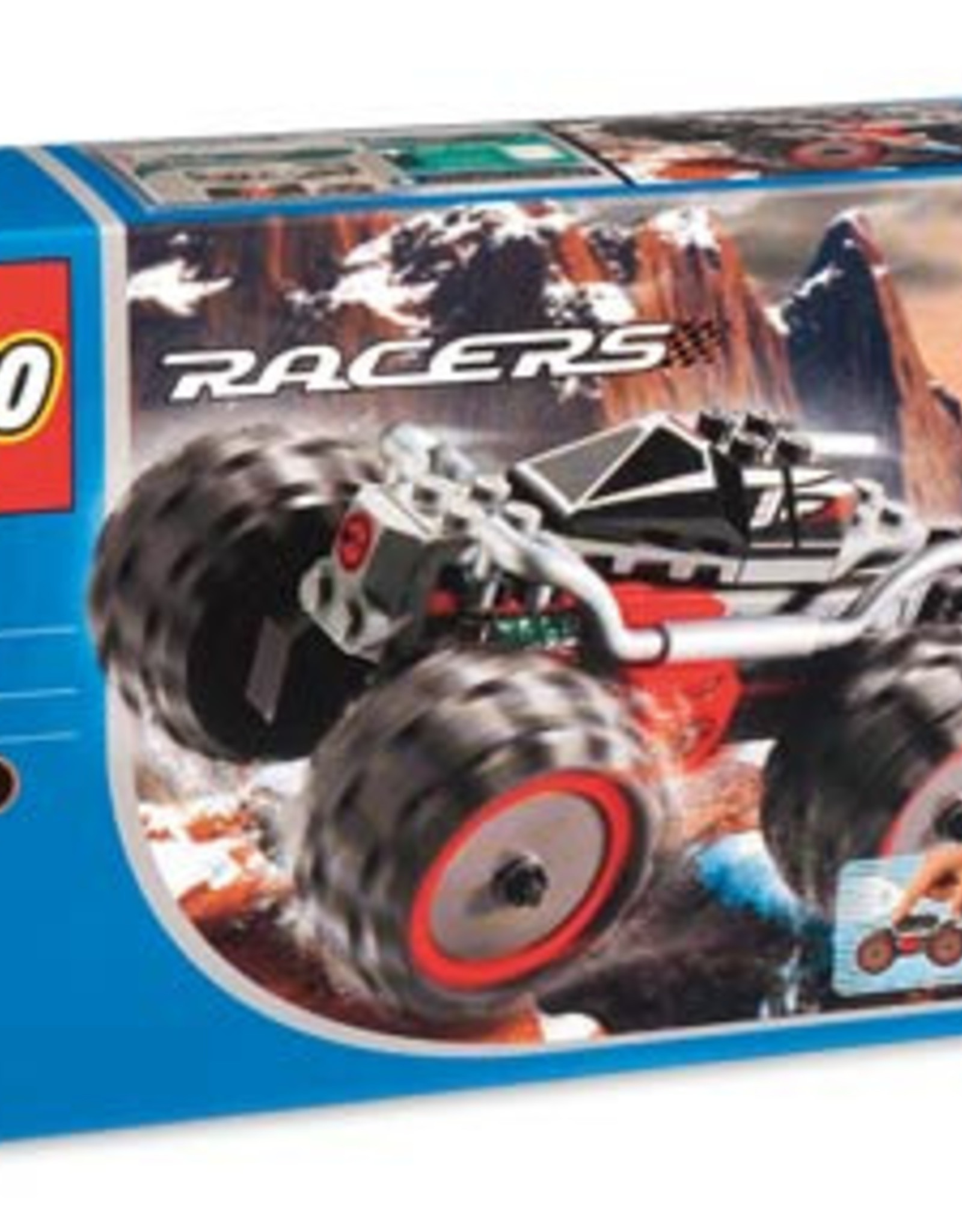 LEGO LEGO 8385 Exo Stealth RACERS
