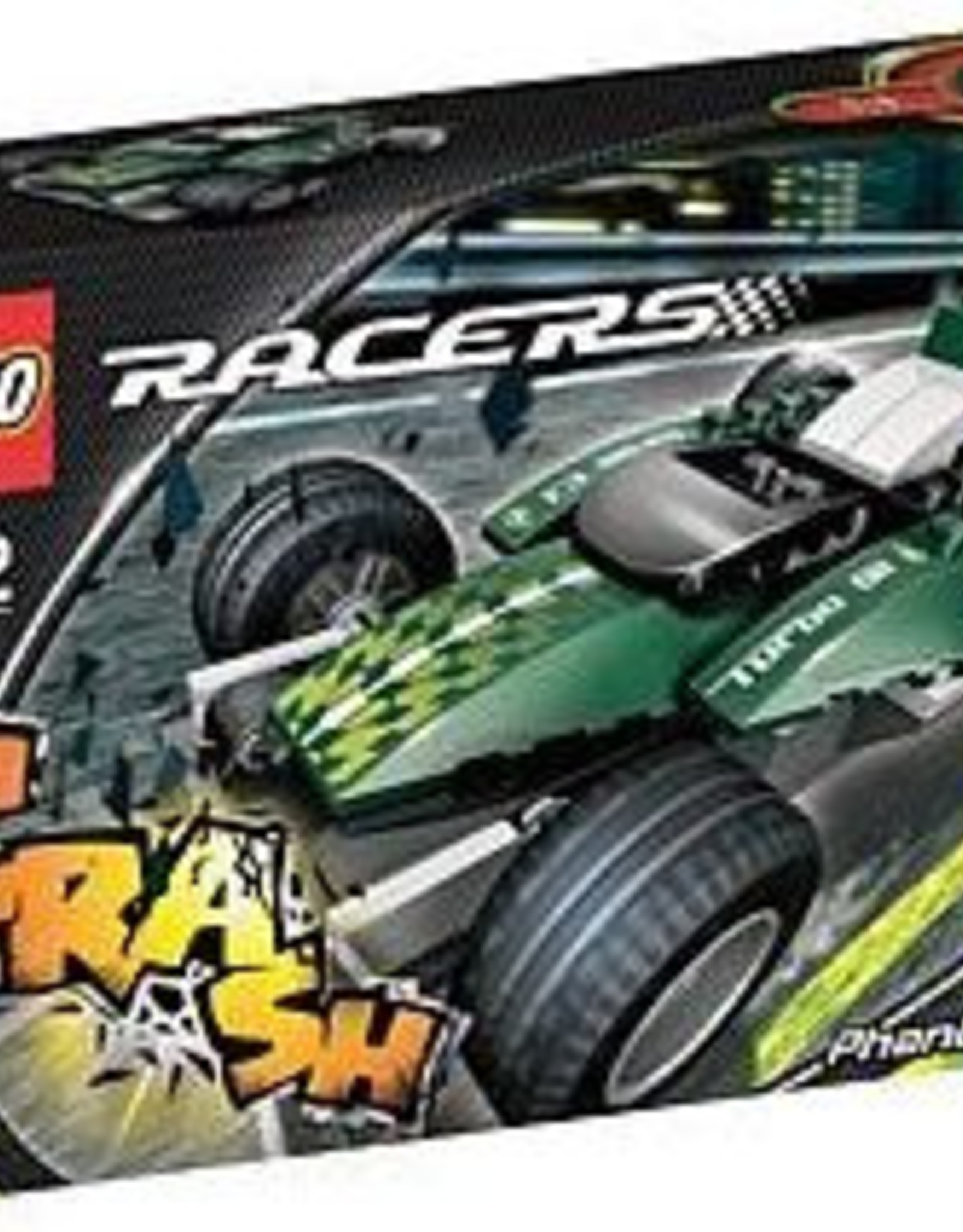 LEGO LEGO 8138 Phantom Crasher RACERS