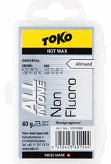 TOKO Toko All-in-one Hot wax 40g (0 °C /-30 °C)