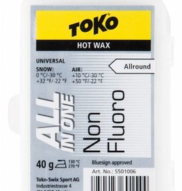 TOKO All-in-one Hot wax 40g (0 °C /-30 °C)