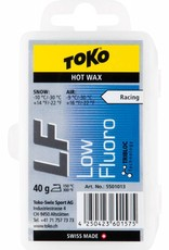 TOKO Toko LF Hot wax blue 40g (-10 °C / -30 °C)