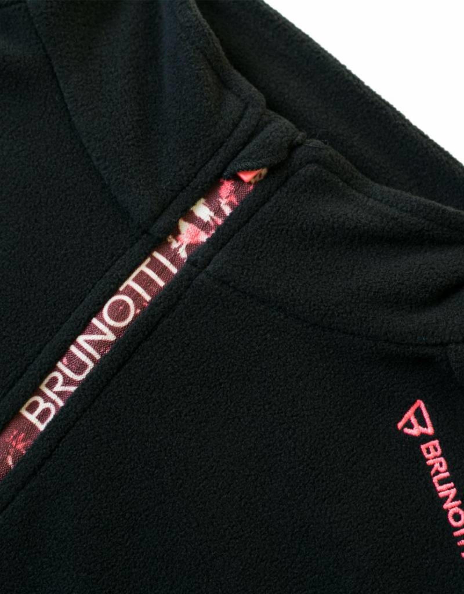 BRUNOTTI BRUNOTTI MISMY Pully Fleece Girls Black 152