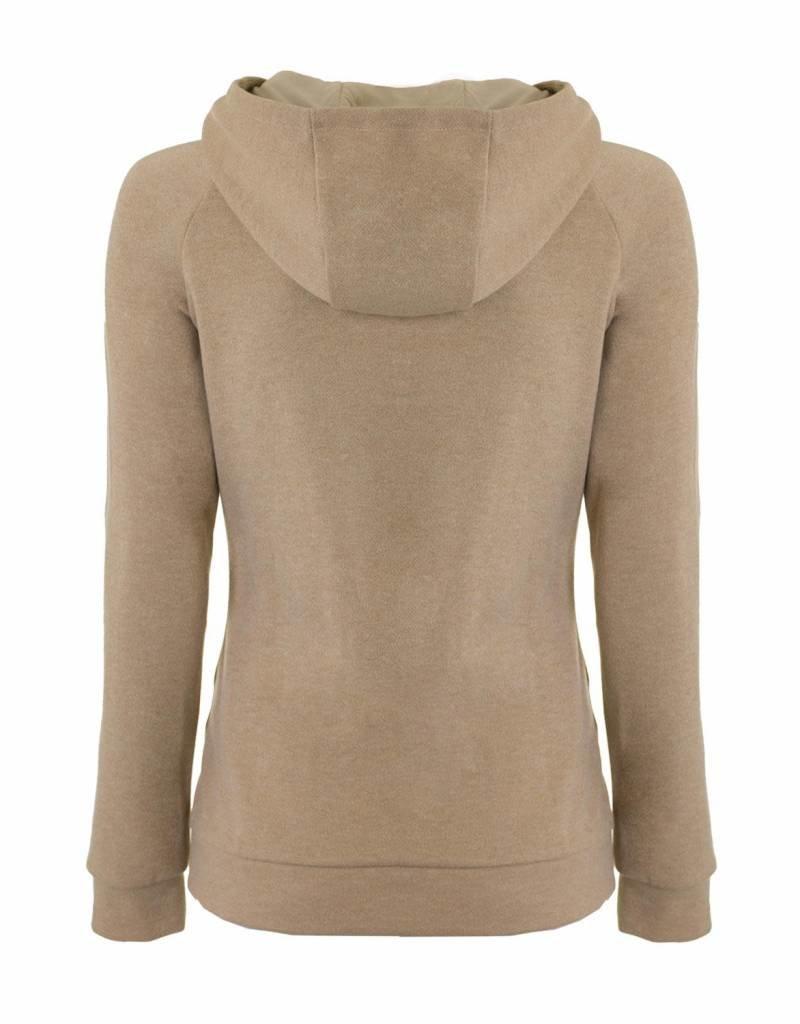 BRUNOTTI BRUNOTTI NAIADY Sweatshirt Girls Almond 152