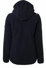 BRUNOTTI NAOSY Softshell ski-jas Girls Black mt 152