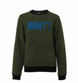 BRUNOTTI UPWIND Sweatshirt Boys Pine Grey mt 152