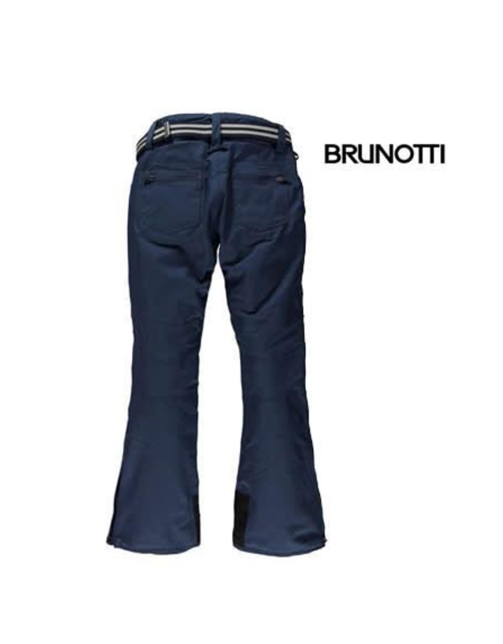 BRUNOTTI BRUNOTTI LAWN Skibroek Smoke / blauw