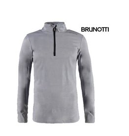 BRUNOTTI TERNI Pully Men Light Grey Melee