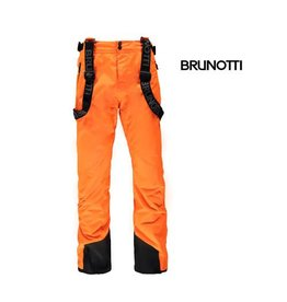 BRUNOTTI DAMIRO CANVAS Heren Skibroek Fluor Orange