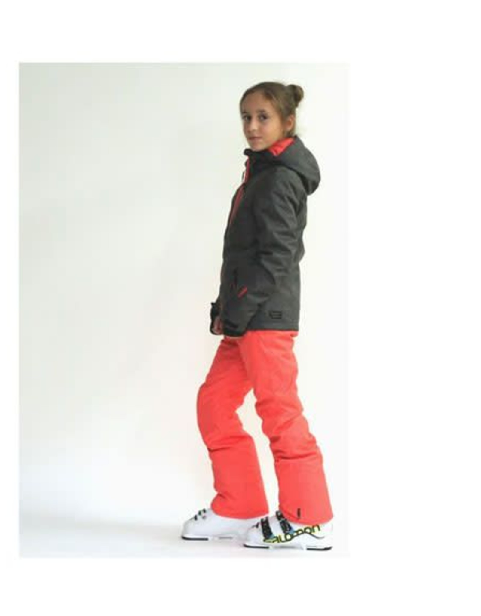 BRUNOTTI Ski-jas JALSAS Girls Grey/Pink