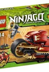 LEGO LEGO 9441 Kai's Blade Race NINJAGO