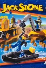 LEGO LEGO 4606 Aqua Res-Q Transport JACK STONE