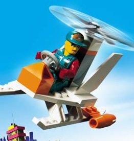 LEGO 4613 Turbo Chopper JACK STONE