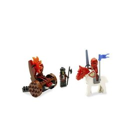 LEGO 8873 Fireball Katapult KNIGHTS KINGDOM