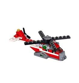 LEGO 31013 Rode Thunder helicopter CREATOR