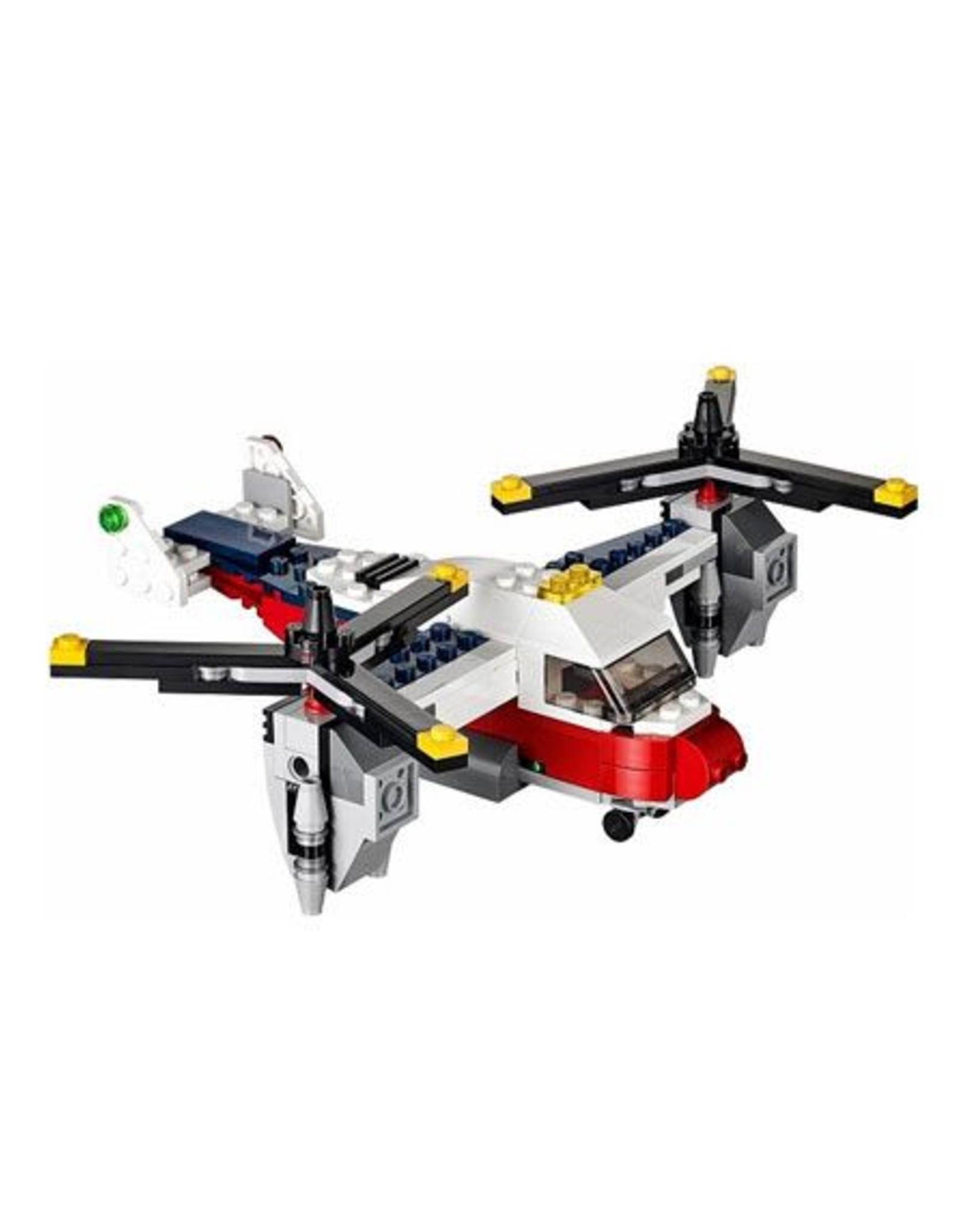 LEGO LEGO 31020 Twinblade Adventures CREATOR