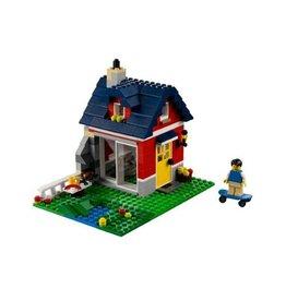LEGO 31009 Klein Cottage - Molen  CREATOR