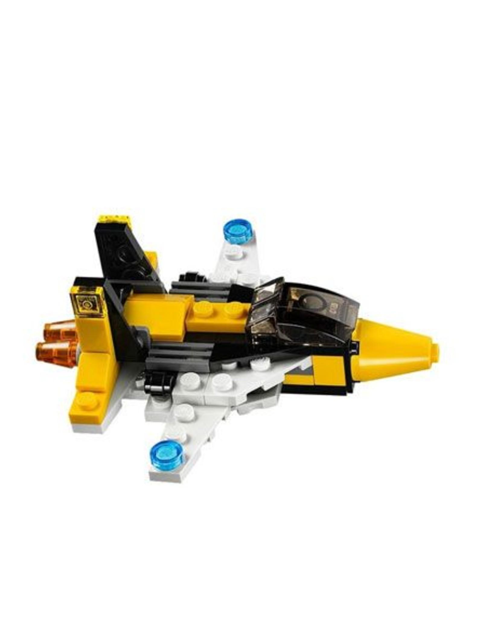 LEGO LEGO 31001 Mini vliegtuigen CREATOR