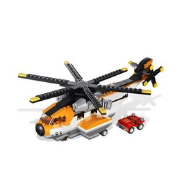 LEGO 7345 Transport Helicopter CREATOR