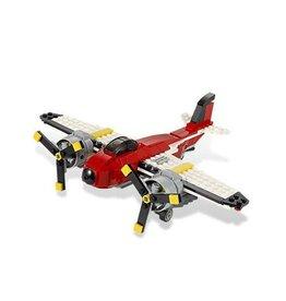 LEGO 7292 Propellor Avonturen CREATOR