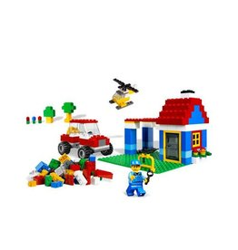 LEGO 6166 Large Brick Box JUNIOR CREATOR