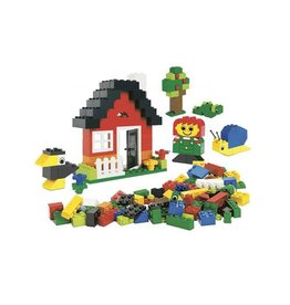 LEGO 6161 Brick Box blauw JUNIOR CREATOR