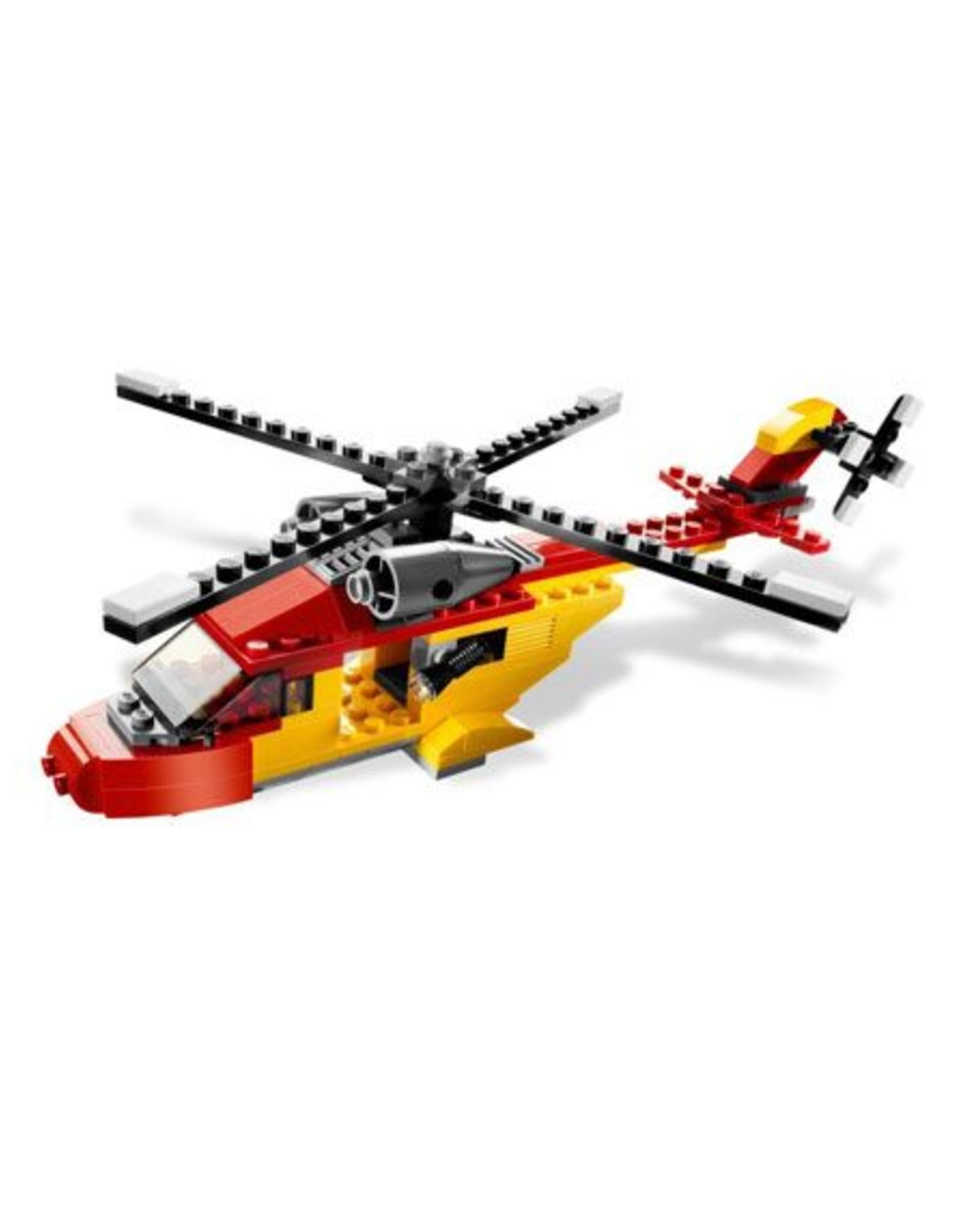 LEGO LEGO 5866 Reddingshelicopter CREATOR