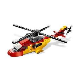 LEGO 5866 Reddingshelicopter CREATOR