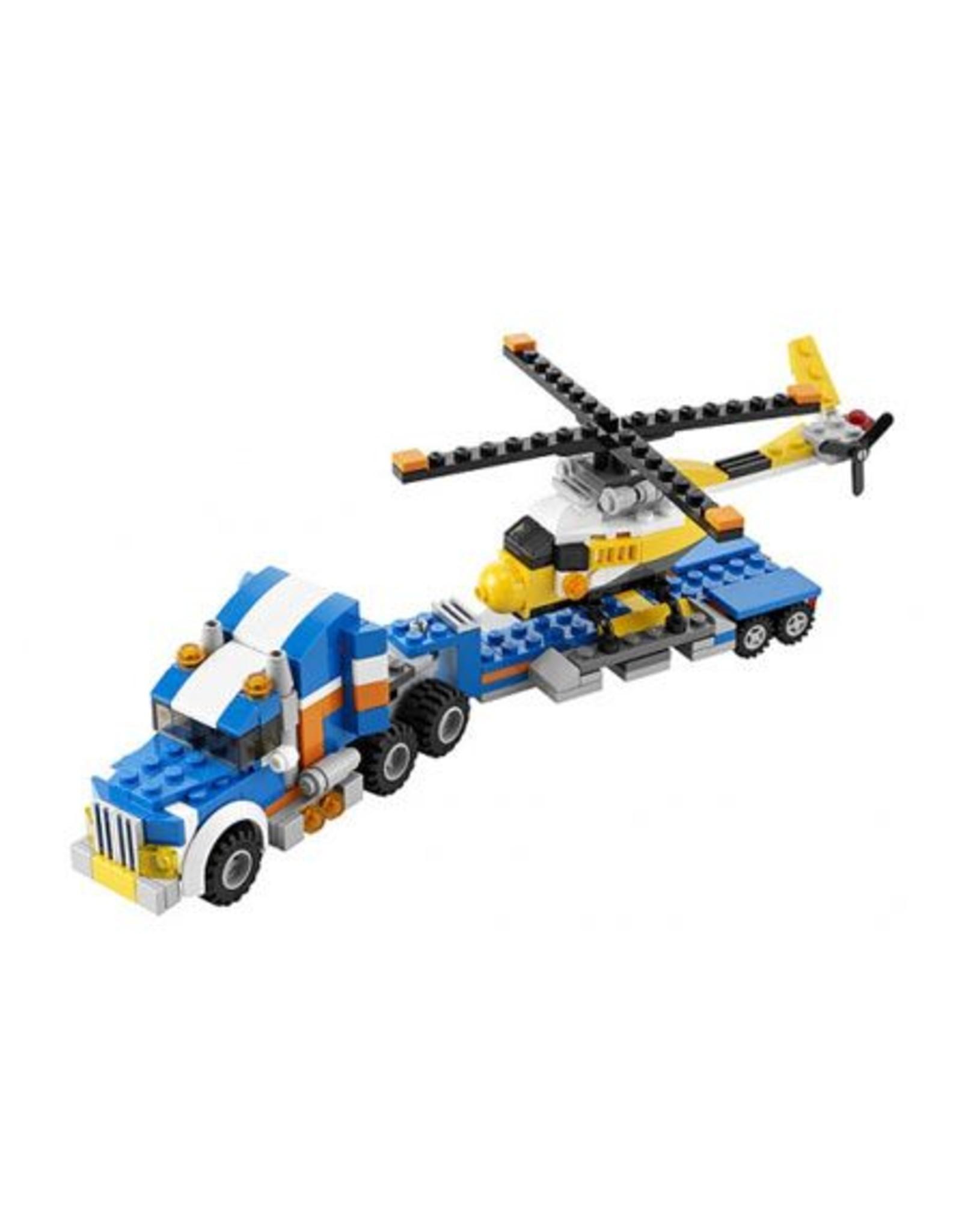 LEGO LEGO 5765 Vrachtwagen transporter CREATOR